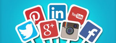 Main social networks - Brands of Facebook, Twitter, Instagram, YouTube, Google Plus, Pinterest, LinkedIn
